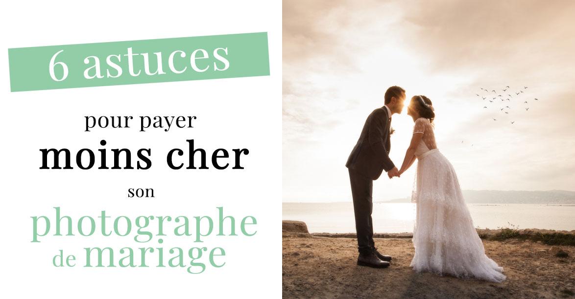 6 asutces pour payer mons cher son photographe de mariage